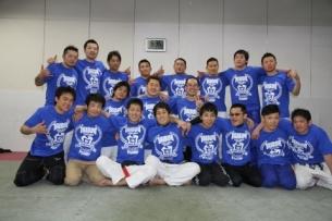 (熊本柔術キャンプ)柔術を通して仲間が増えました♪